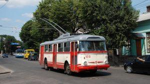 V Rovně se vrátily do provozu vozy Škoda 9 Tr