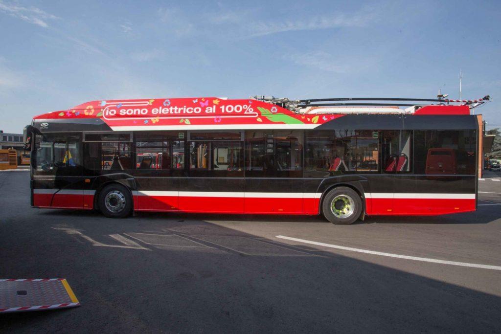 Nový trolejbus. (foto: TEP)