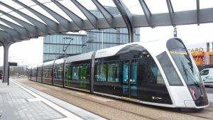 Lucemburk prodloužil tramvaj a pořídil 10 elektrobusů