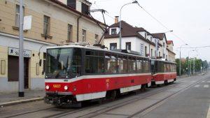 Další tramvajová trať pro Prahu. Zelenou má prodloužení do Bohnic