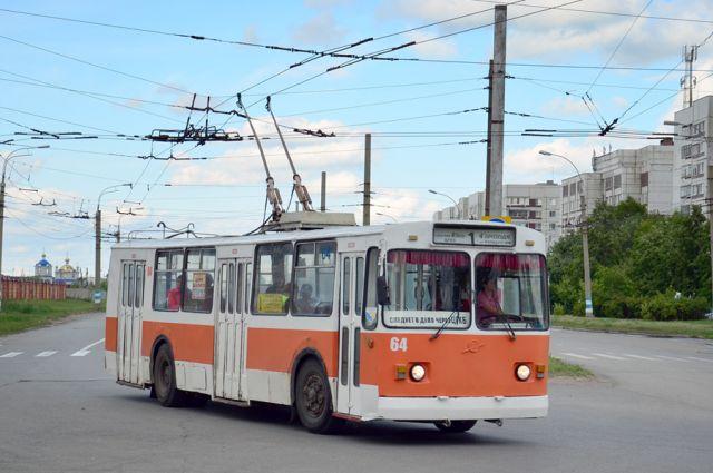 Trolejbus v Uljanovsku. (foto: АиФ-Ульяновск)