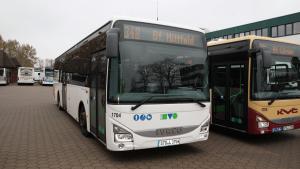 Až 200 autobusů Iveco Urbanway a Crossway (nejen) pro Dolní Sasko