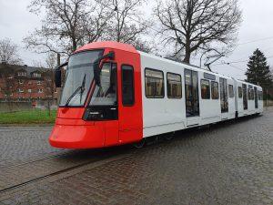 Bombardier dodá další vozy Flexity do Kolína nad Rýnem