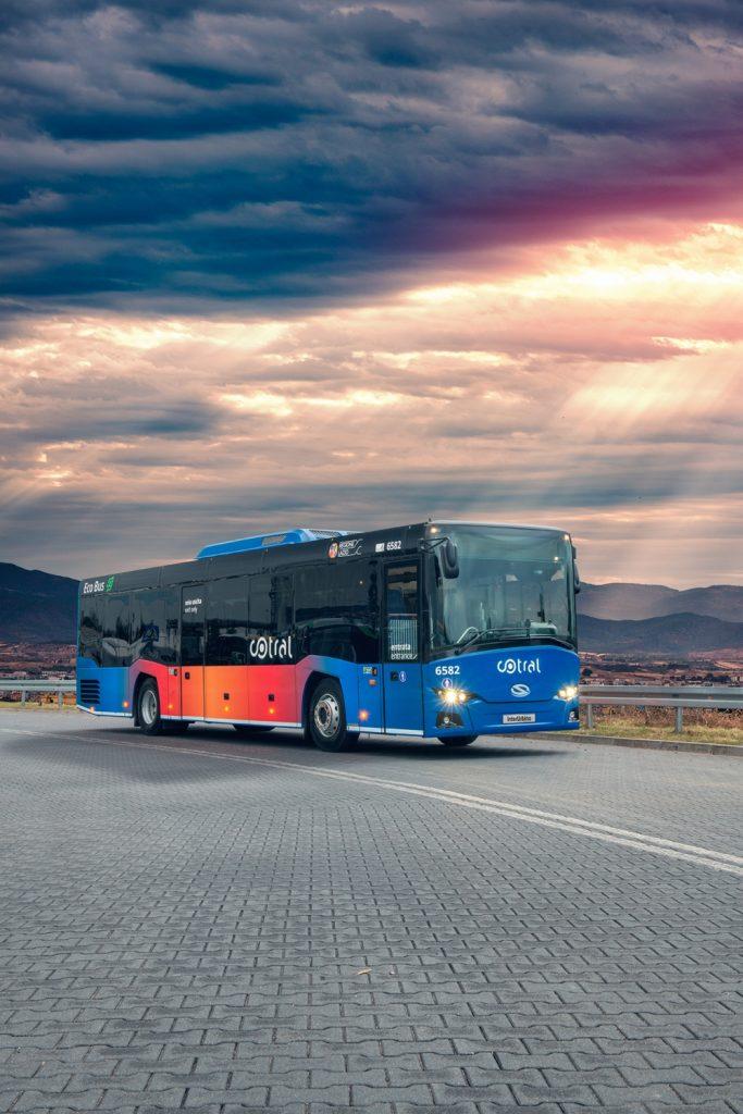 InterUrbino je spojováno především s italským provozovatelem COTRAL, jenž by měl po dokončení aktuální objednávky provozovat 560 těchto vozů. (foto: Solaris Bus & Coach)