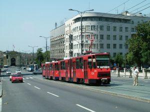 Uraltransmaš má dodat přes 100 tramvají do Bělehradu