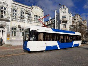 Jevpatorija nakoupí 27 tramvají