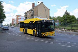 Zima odstavila elektrobusy i v Berlíně