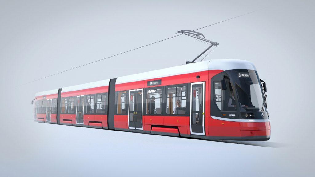 Košice vypsaly soutěž na až 30 obousměrných tramvají
