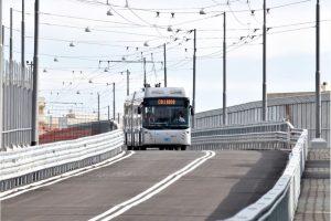 Řím chystá stavbu prodloužení trolejbusového koridoru