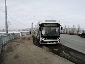 PK Transportnyje Sistěmy představila vlastní řešení pro prodloužení autonomního chodu parciálních trolejbusů