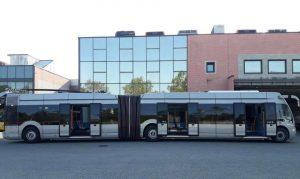 Kišiněv koupí dva trolejbusy Phileas
