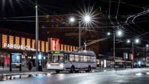 V Pardubicích v sobotu končí trolejbusy Škoda 21 Tr