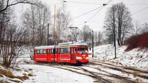 Konec ex-vídeňských tramvají E1 v katovické aglomeraci