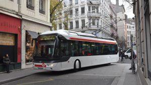 Lyon koupí až 155 nových trolejbusů
