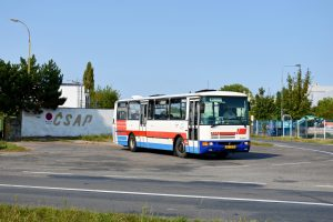 Konec Karos C 934(E) ve Středočeském kraji