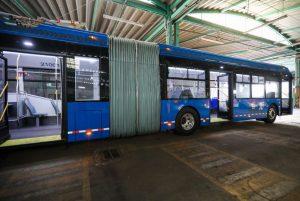 V Mexiku mají být studovány dvě nové meziměstské trolejbusové tratě