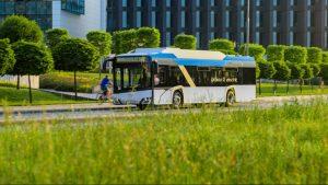 Solaris porazil v soutěži na elektrobusy v Ostravě trojici konkurentů