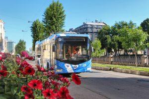 Petrohrad oznámil obří investice do tramvají a trolejbusů