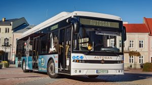 Polský Autosan brzy dodá svůj první elektrobus