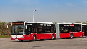 Vídeň nakoupí dalších 360 autobusů Citaro