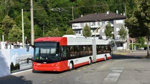 Až 70 trolejbusů do Winterthuru má dodat HESS