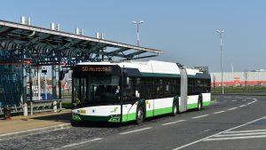 Praha vypisuje soutěž na 15 článkových trolejbusů