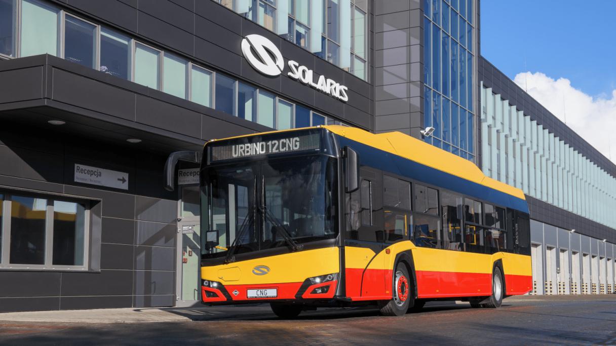 Madrid koupí 520 CNG autobusů a 50 elektrobusů