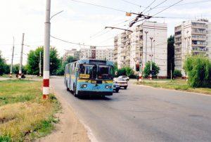 94 trolejbusů pro Saratovskou oblast