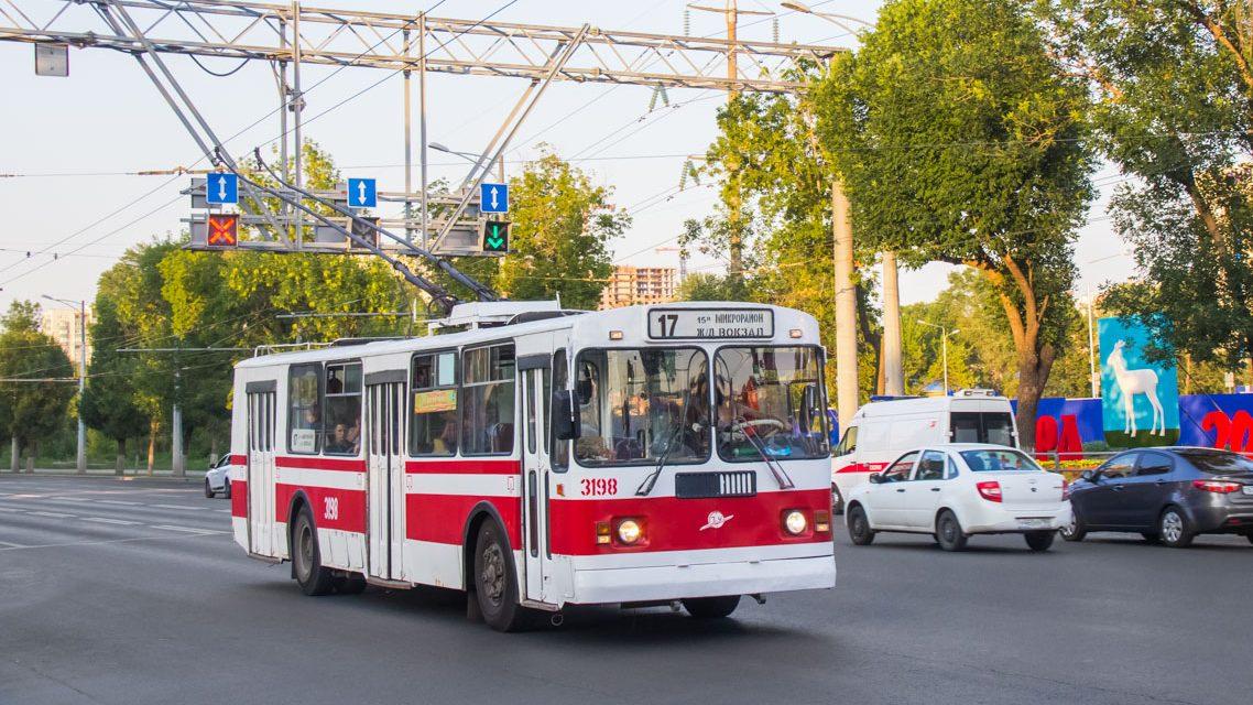 Samara nakoupí na leasing 22 trolejbusů