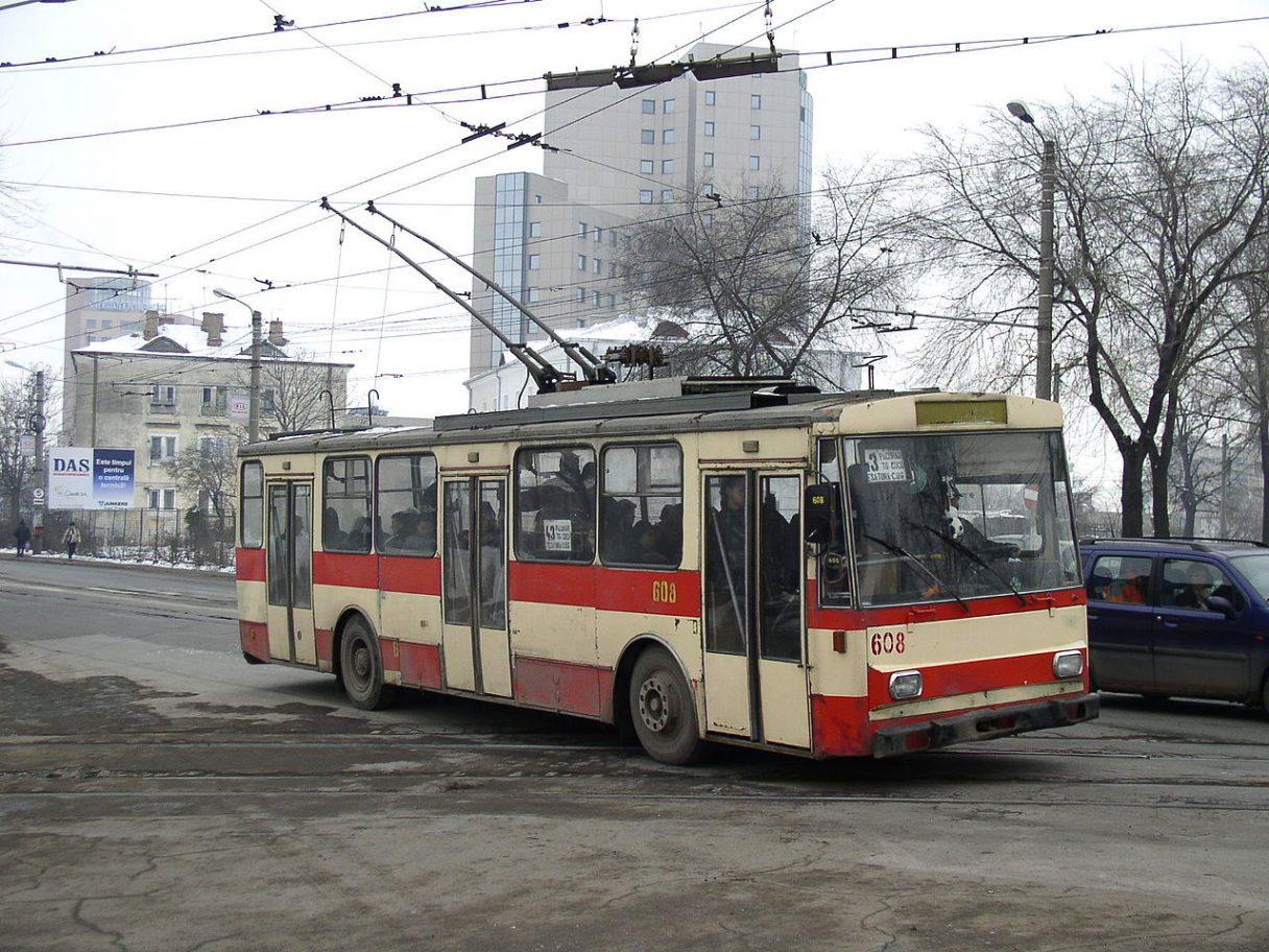 Vaslui a Iași vzkřísí po letech trolejbusovou dopravu
