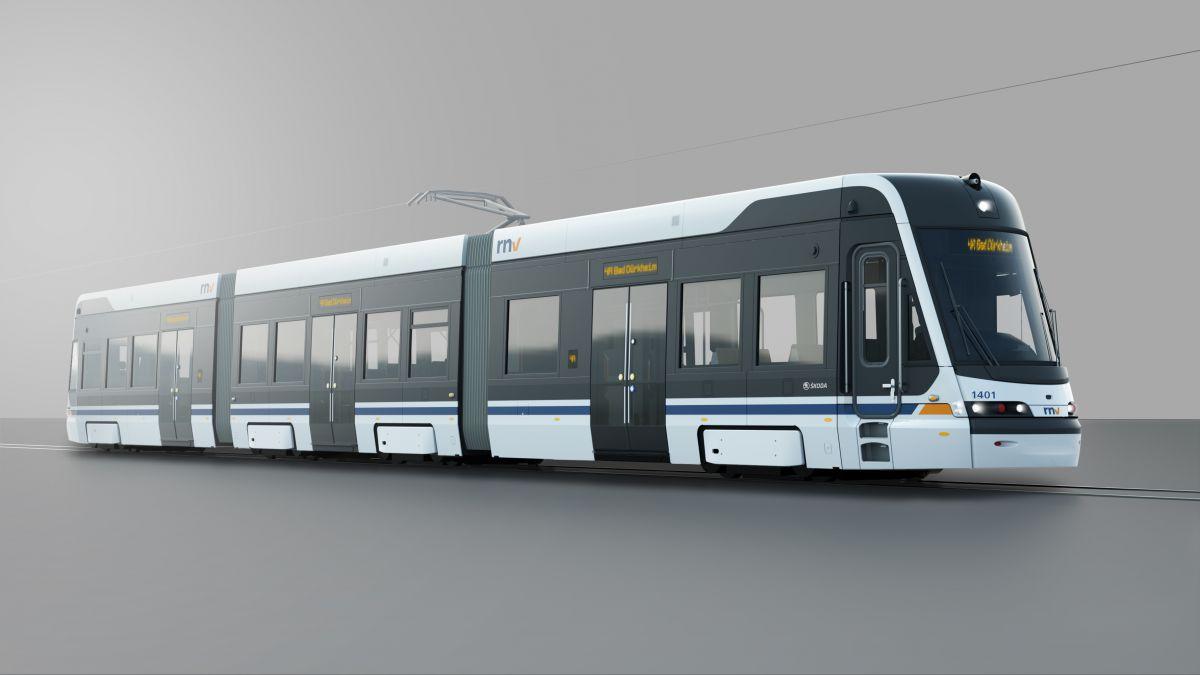 Škoda dodá tramvaje do Mannheimu o dva roky později