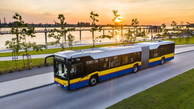 Solaris Urbino 18 pro polské město Płock. (foto: Solaris Bus & Coach)