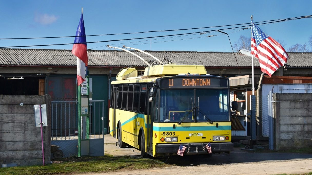Muzeum dopravy ve Strašicích zahájí sezónu v česko-americkém stylu