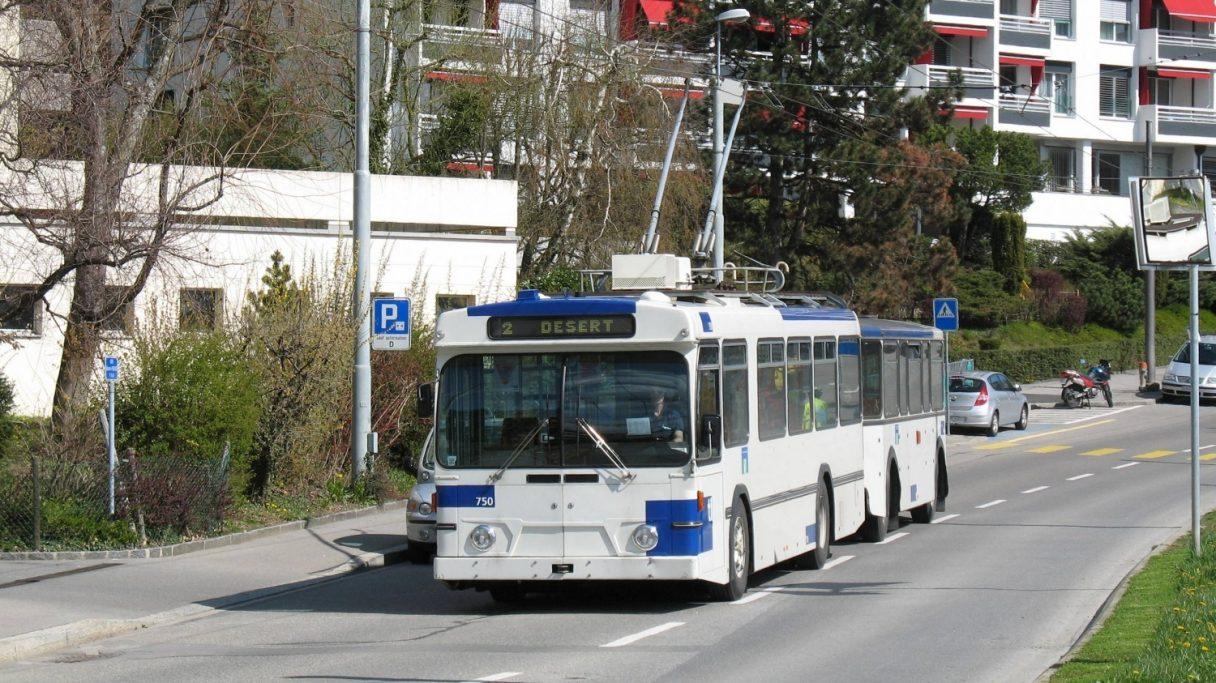 Konec trolejbusů s přívěsy