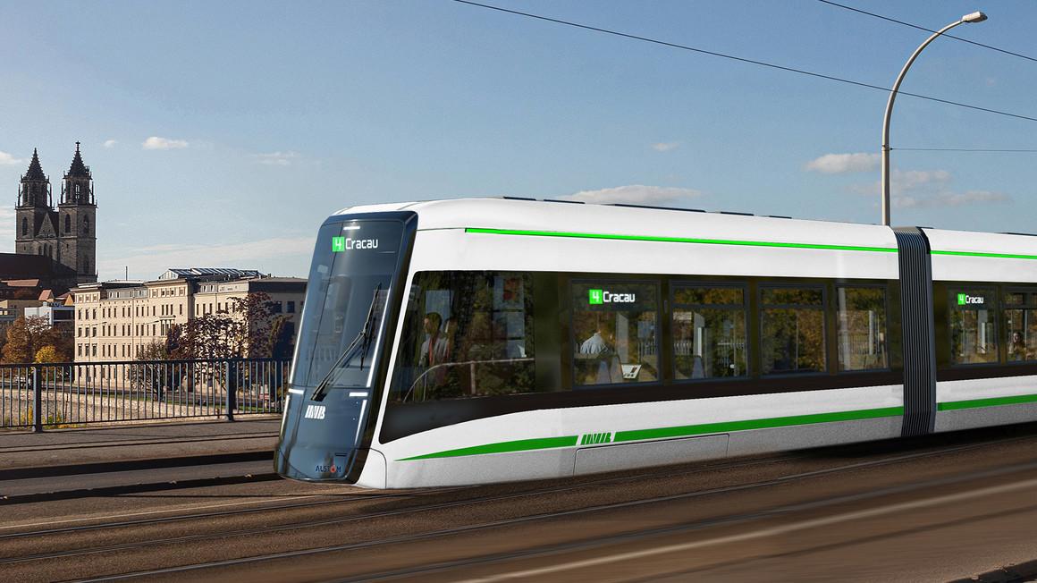 Nové tramvaje do Magdeburgu dodá Alstom