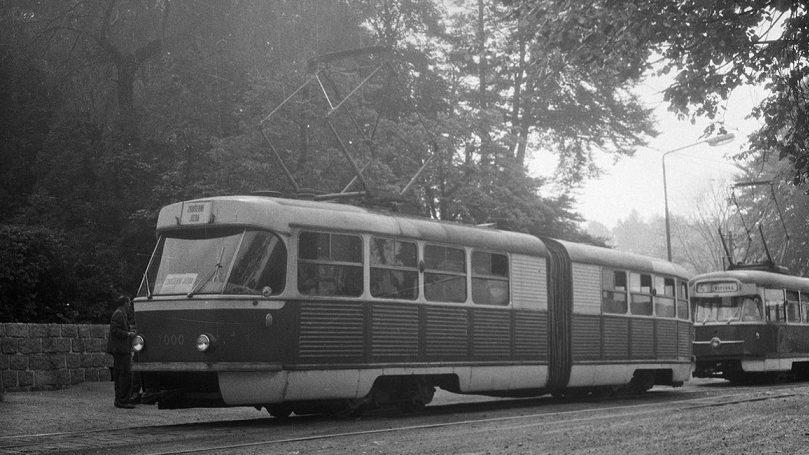 Německé tramvaje v Liberci