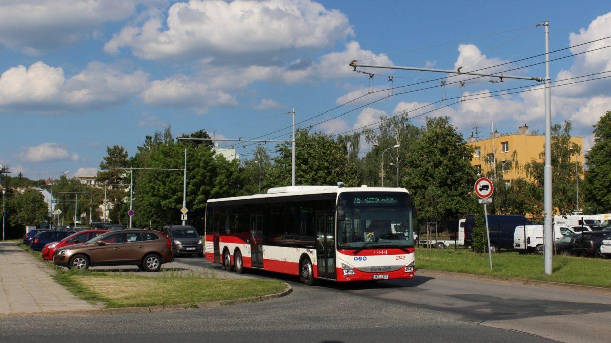 Brno zařadilo do provozu první Crosswaye LE CITY 14.5M