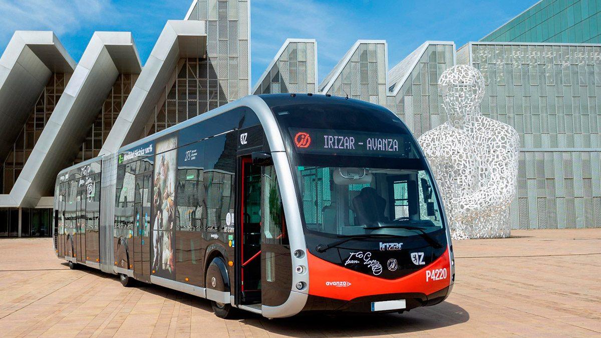 Největší zakázka Irizaru na elektrobusy