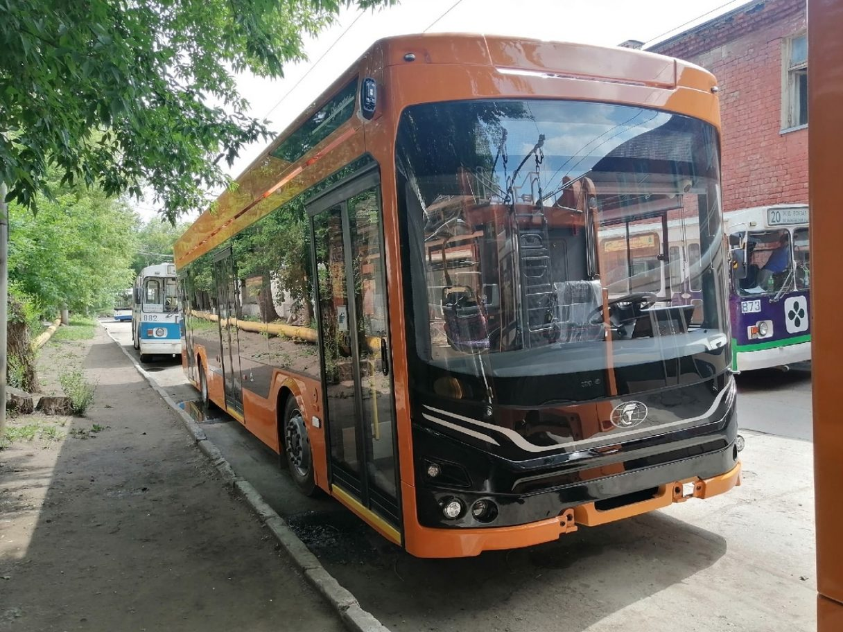 Začala dodávka 22 trolejbusů do Samary, Ivanovo poptává dalších 8 trolejbusů