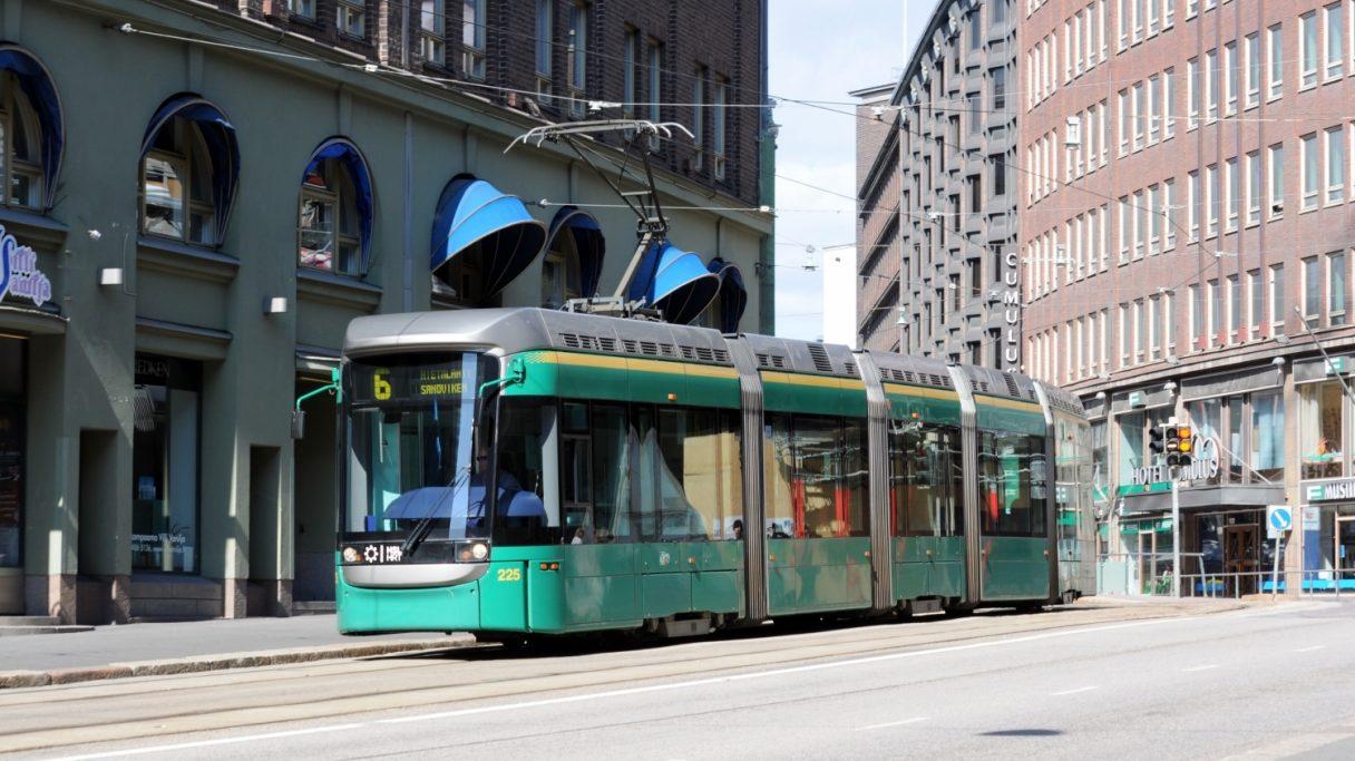 Lodž otestuje ex-helsinské tramvaje Variobahn