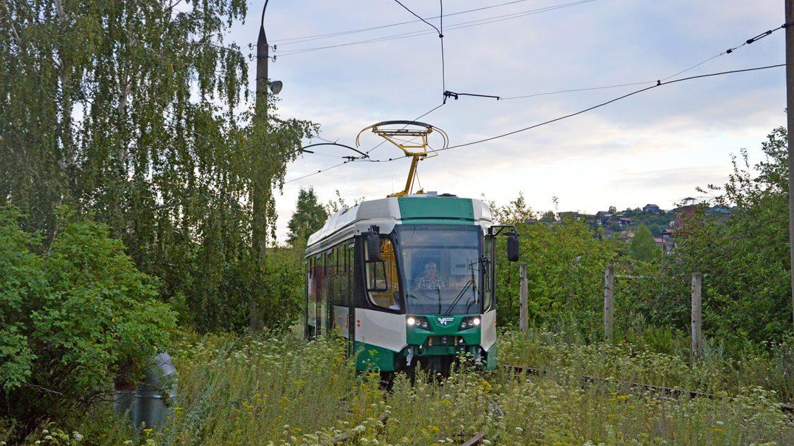 Začaly dodávky 30 tramvají do Čeljabinsku