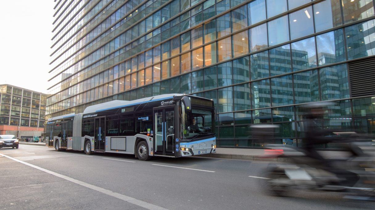 Solaris dodá až 57 CNG autobusů do Španělska