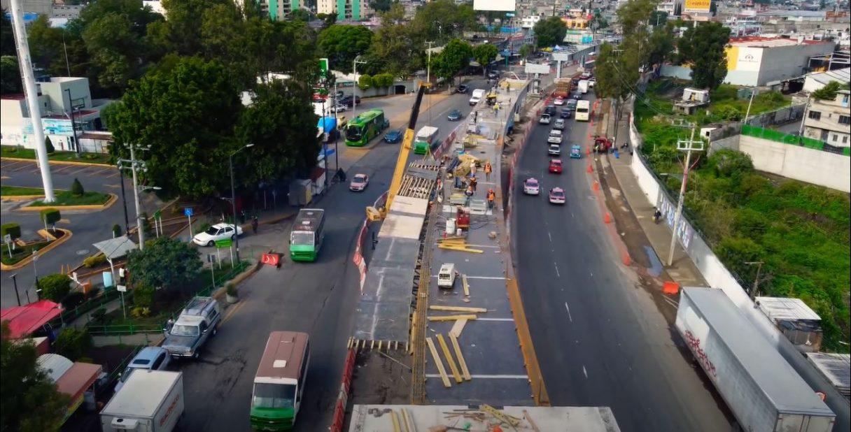 Nadzemní trolejbusový koridor v Ciudad de México nabral zpoždění, primátorka potvrdila záměr stavět meziměstskou trolejbusovou trať