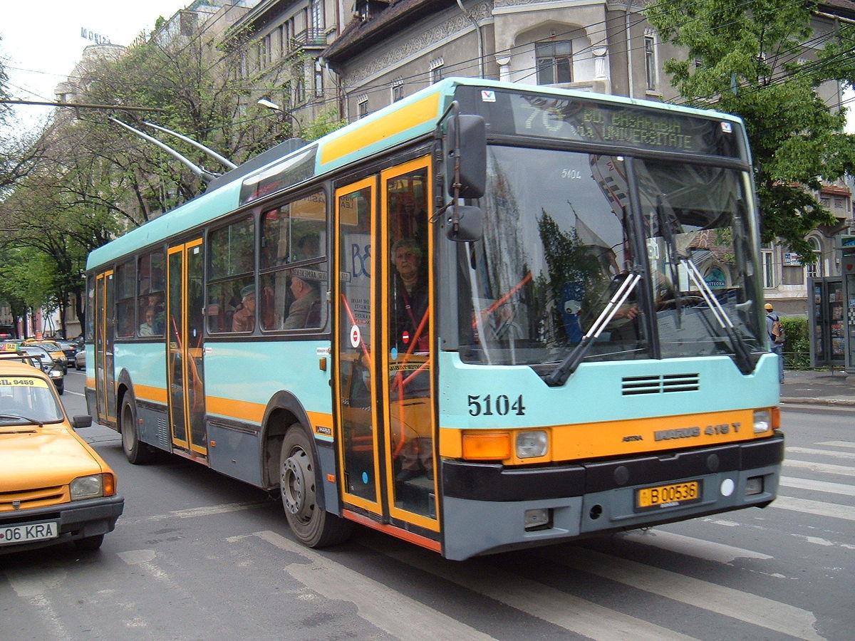 Do Vaslui přijde 10 Trollin, Bukurešť se zajímá o 100 parciálních článkových trolejbusů