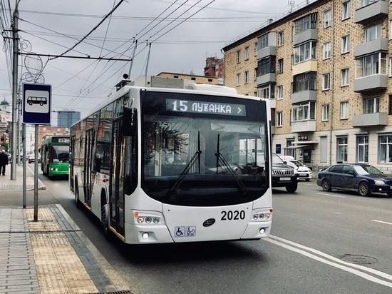 Krasnojarsk poptává 50 trolejbusů