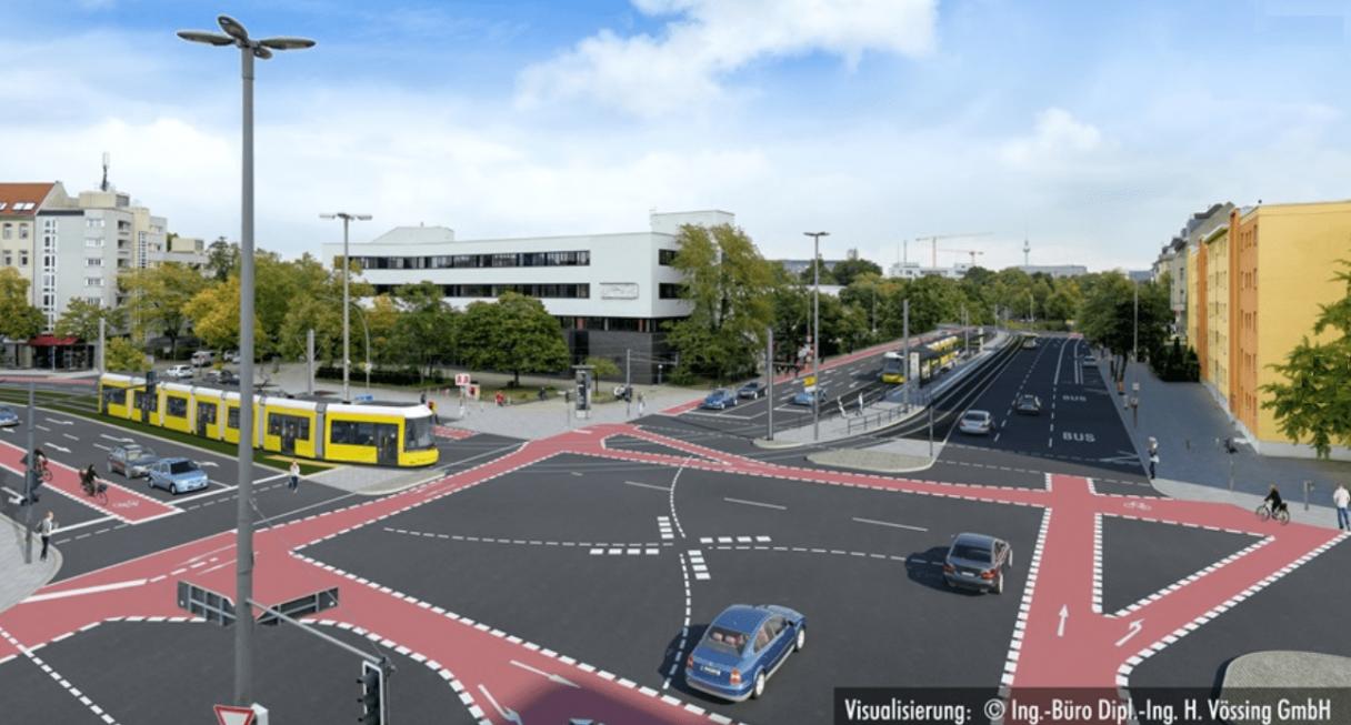 Berlín konečně prodlužuje tramvaj od hlavního nádraží