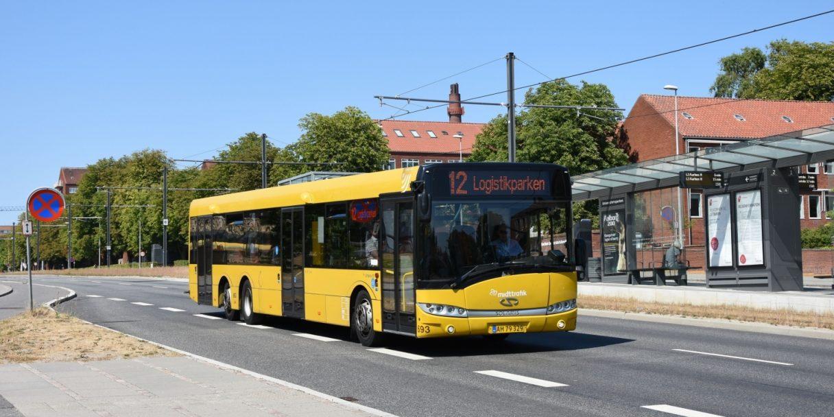 Solaris dodá své první elektrobusy do Dánska