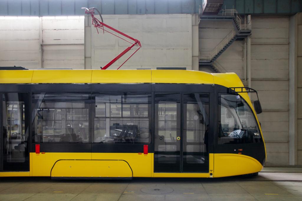 Vypsán tendr na 18 tříčlánkových tramvají pro Dnipro a Kryvyj Rih