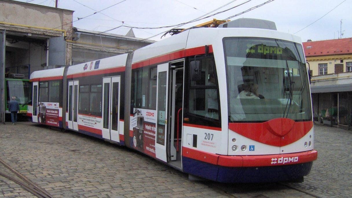 Odstavy tramvají v Olomouci vybuduje OHL ŽS