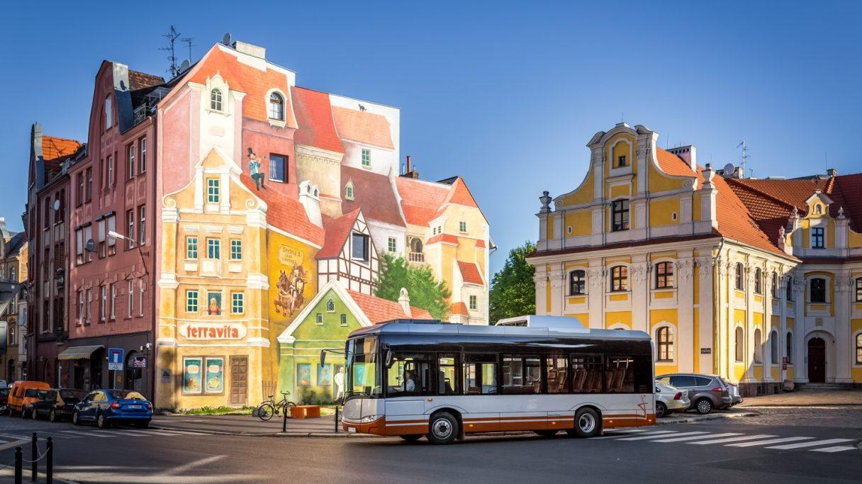 Solaris dodá další elektrobusy do Španělska